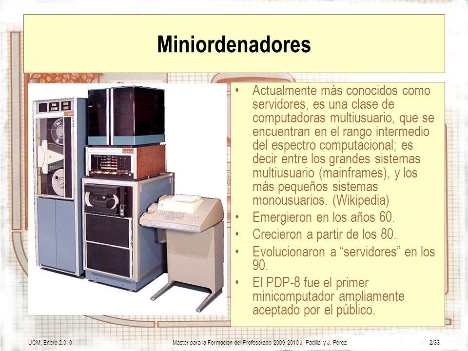 Miniordenadores