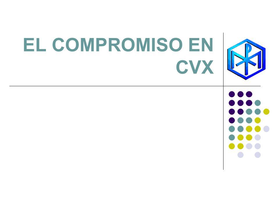EL COMPROMISO EN CVX
