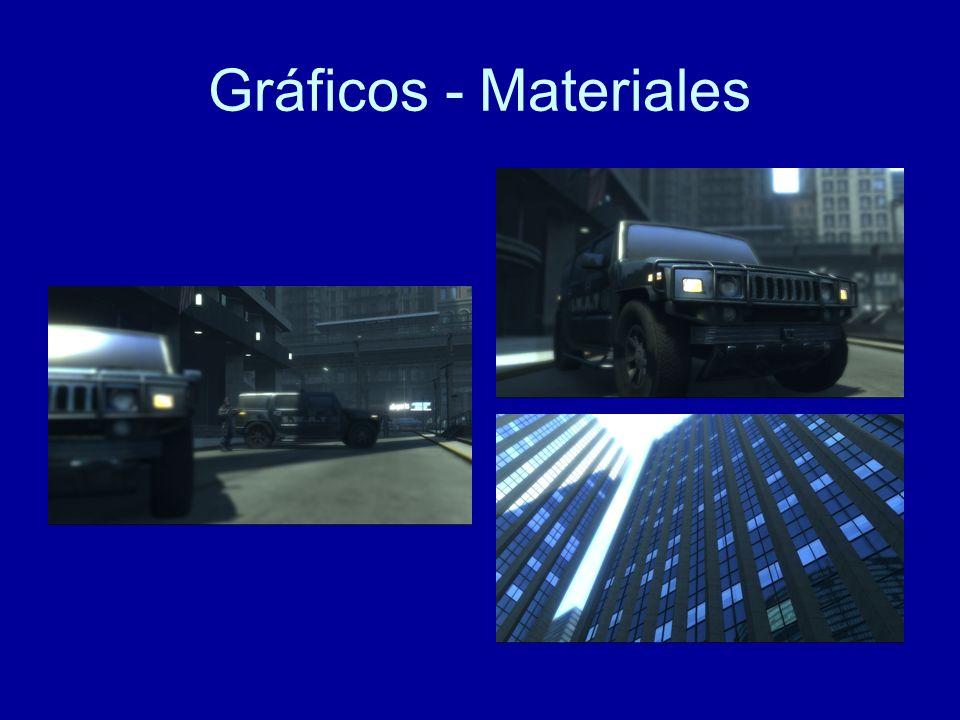 Gráficos - Materiales