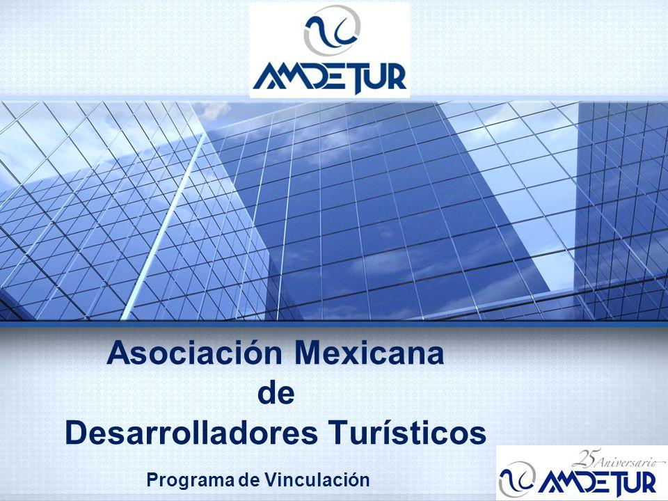 Asociación Mexicana de Desarrolladores Turísticos
