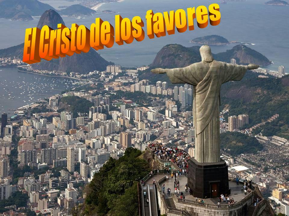 El Cristo de los favores