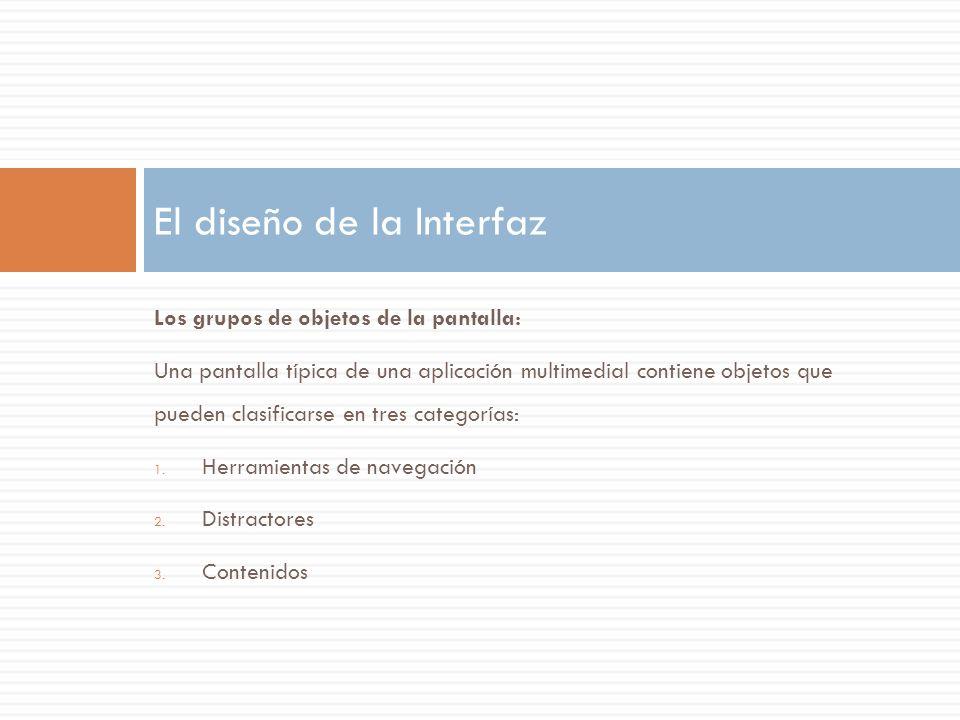El diseño de la Interfaz