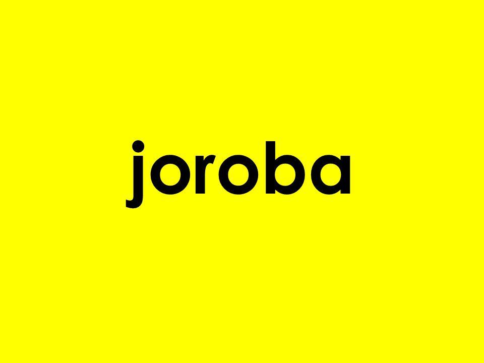 joroba