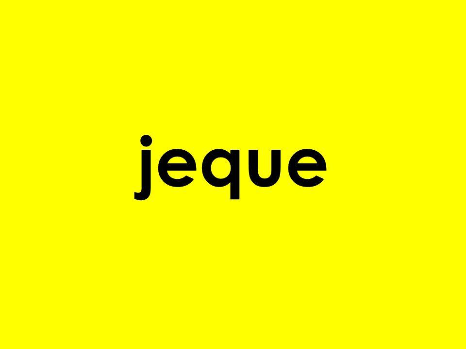 jeque