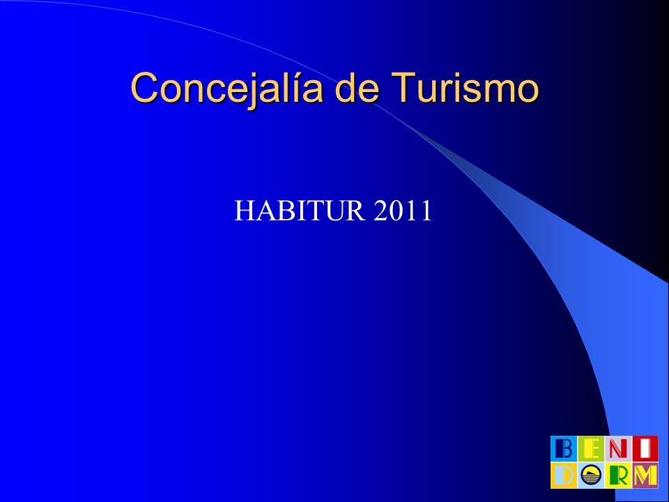 Concejalía de Turismo HABITUR 2011