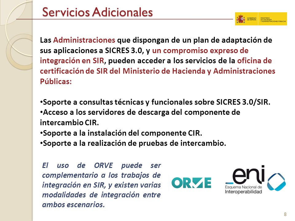Interconexi n de registros entre administraciones p blicas for Oficina virtual ministerio de hacienda