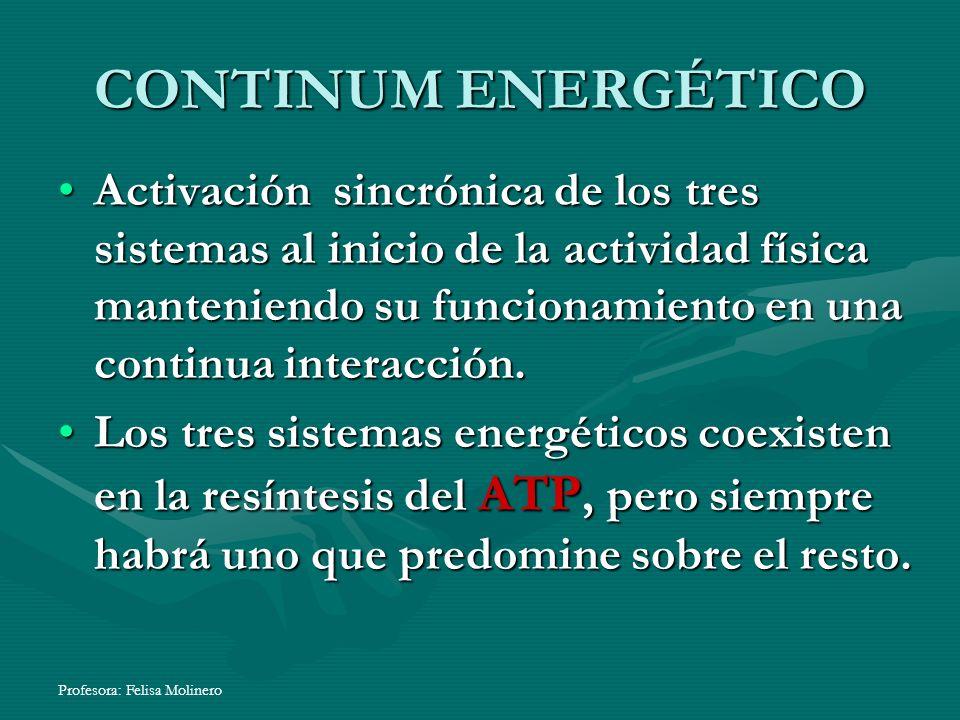 CONTINUM ENERGÉTICO