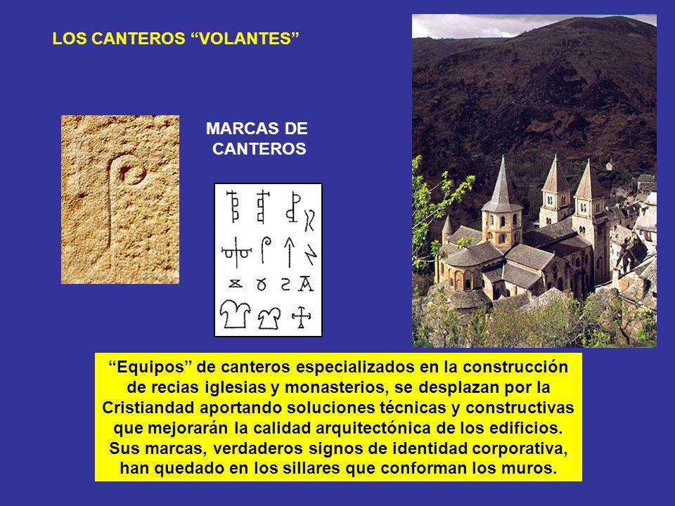 LOS CANTEROS VOLANTES