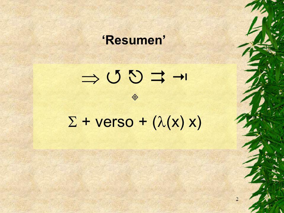 'Resumen'        + verso + ((x) x)