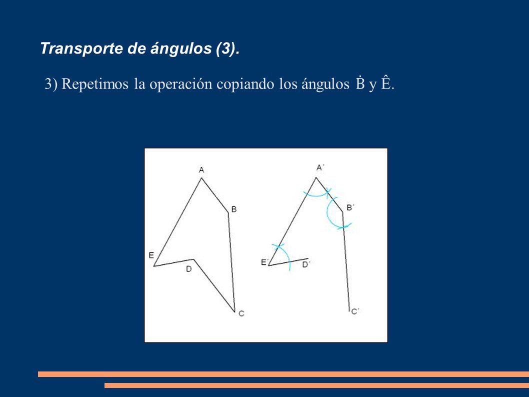 Transporte de ángulos (3).