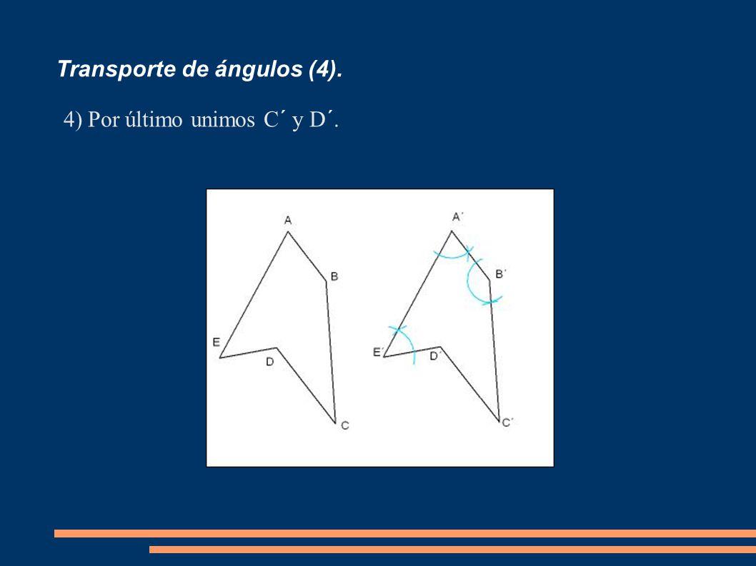 Transporte de ángulos (4).