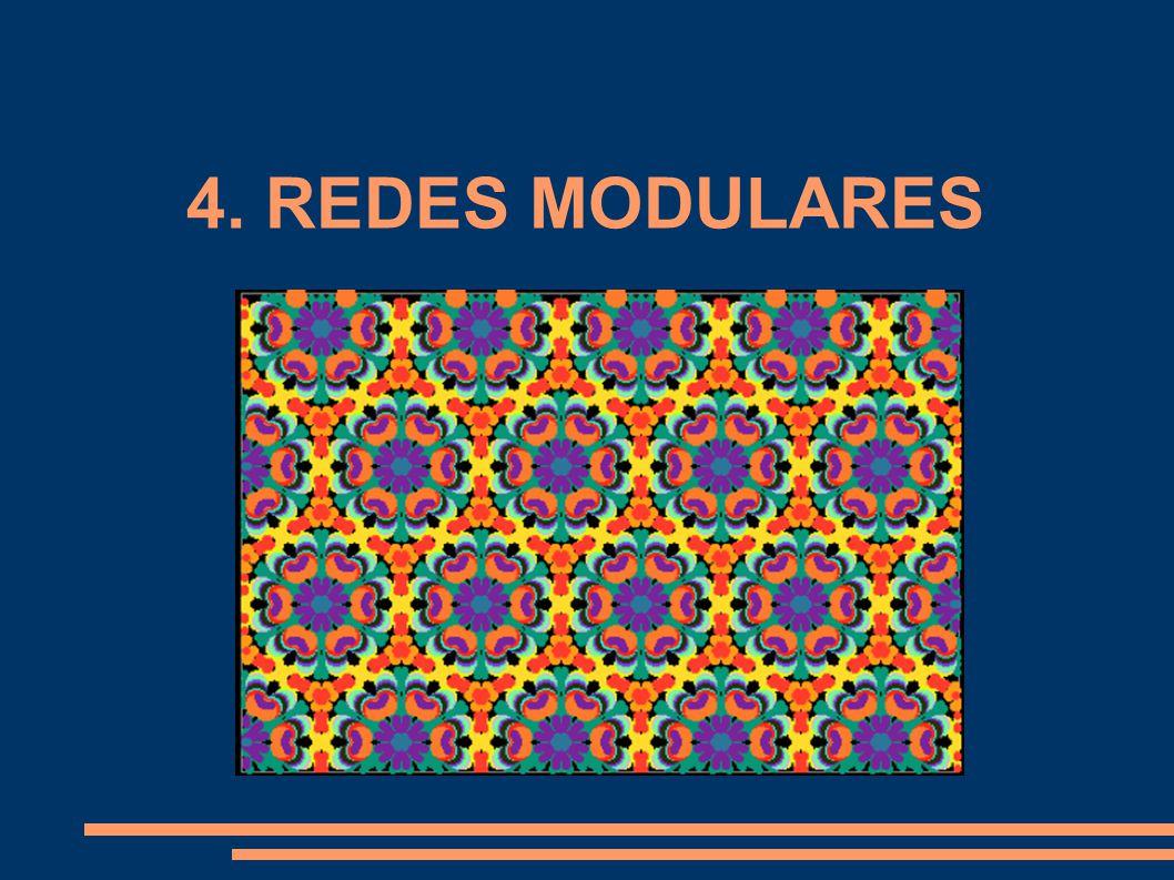 4. REDES MODULARES