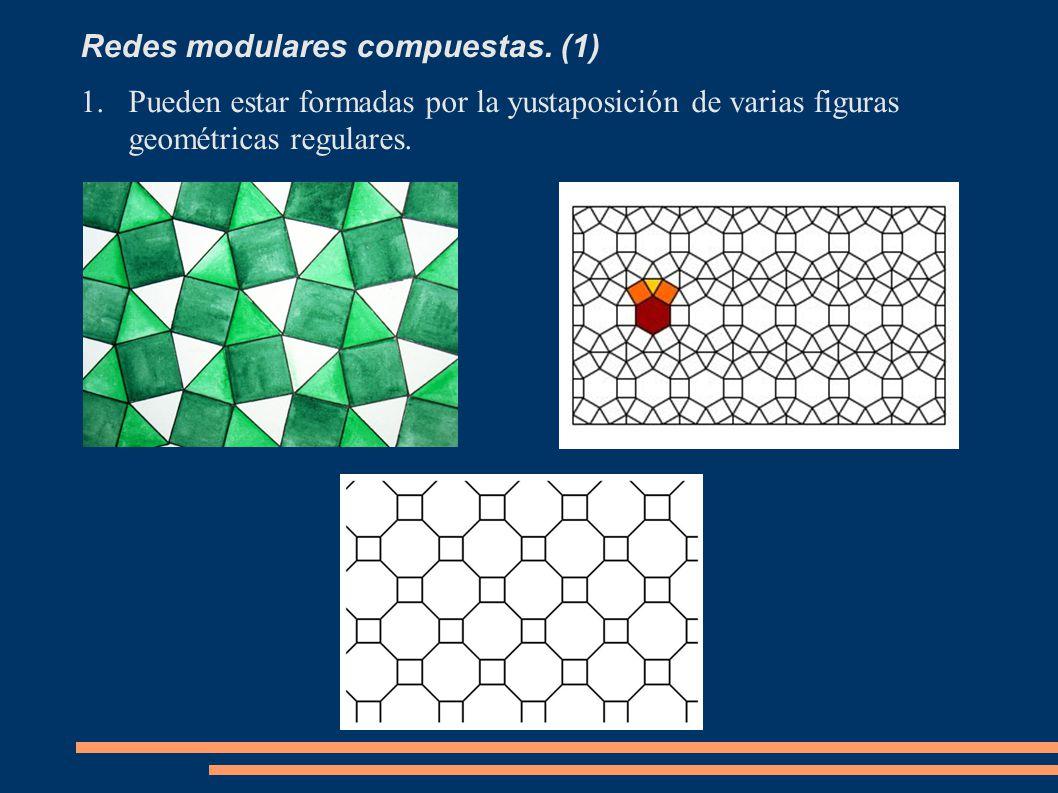 Redes modulares compuestas. (1)
