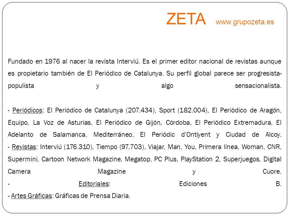 ZETA www.grupozeta.es