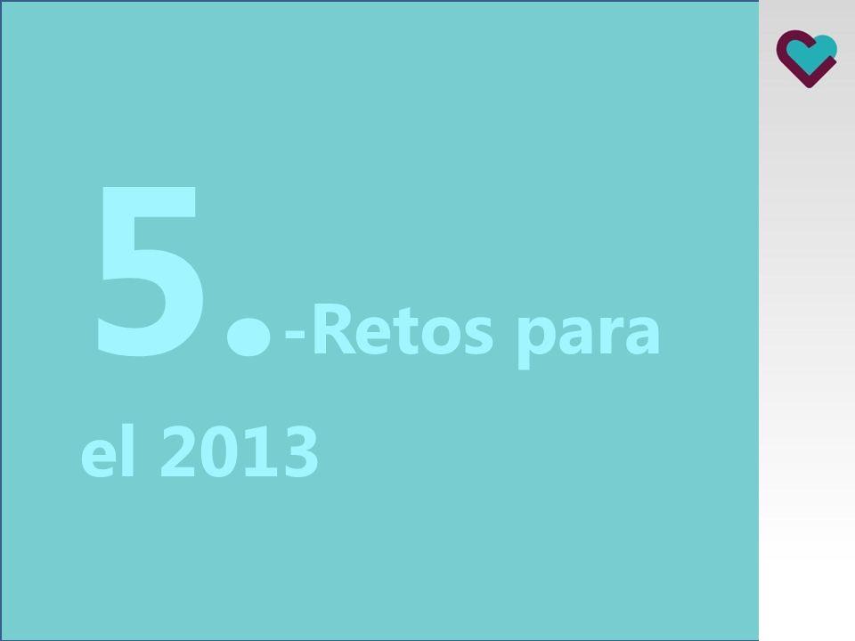 5.-Retos para el 2013