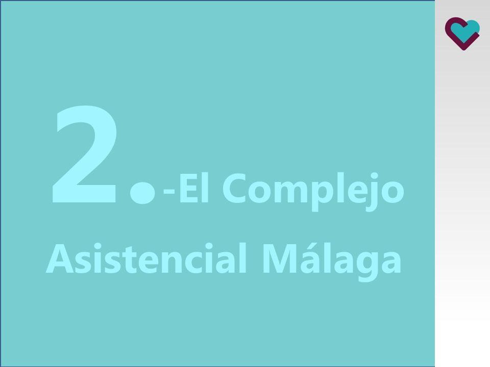 2.-El Complejo Asistencial Málaga