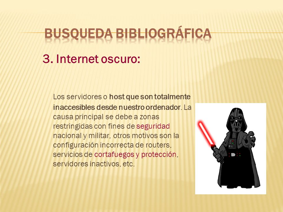 BUSQUEDA BIBLIOGRÁFICA