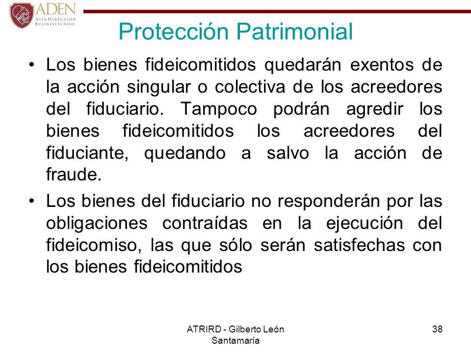 Protección Patrimonial