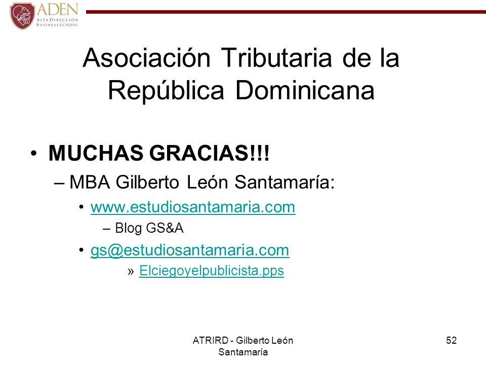 Asociación Tributaria de la República Dominicana
