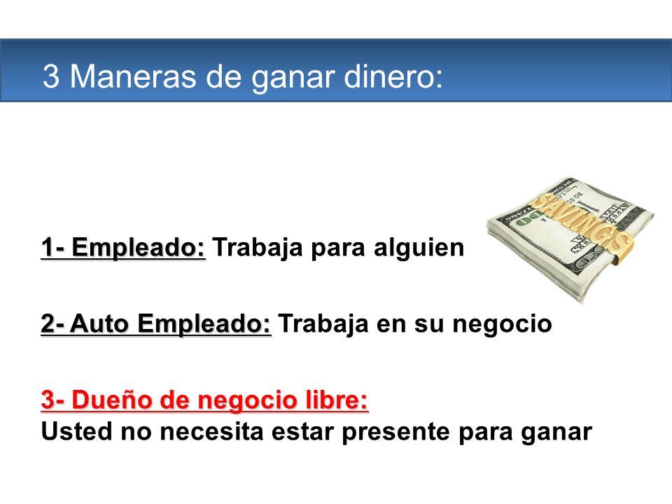 The Company 3 Maneras de ganar dinero: