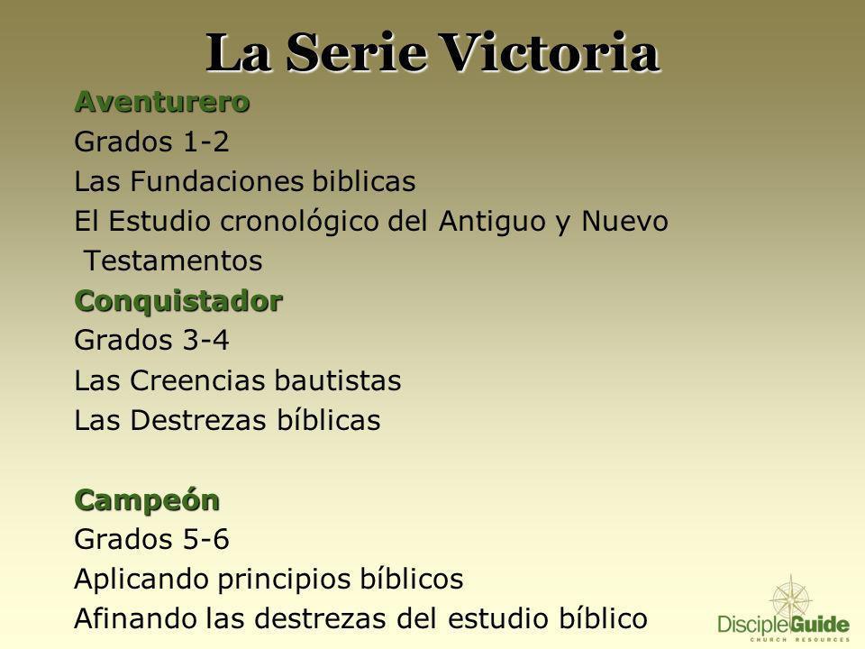 La Serie Victoria