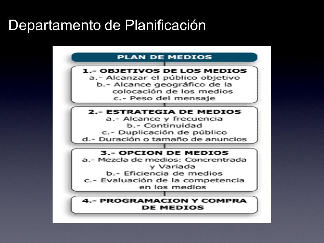 Departamento de Planificación