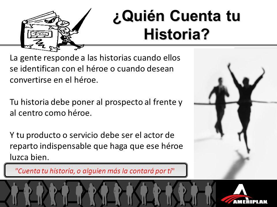 ¿Quién Cuenta tu Historia