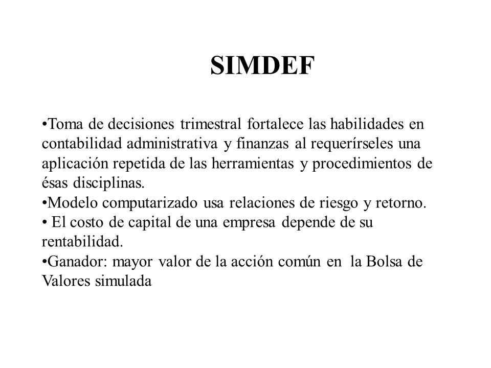 SIMDEF