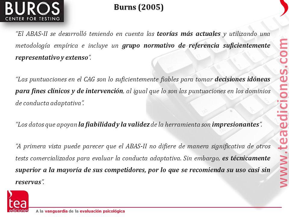 Burns (2005)