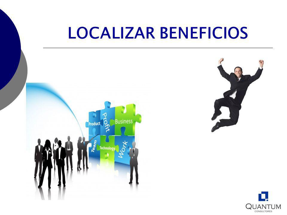 LOCALIZAR BENEFICIOS
