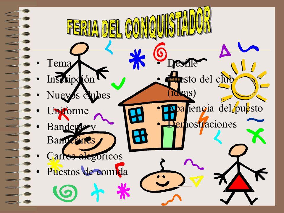 FERIA DEL CONQUISTADOR