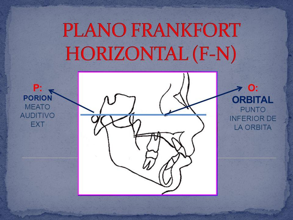 PLANO FRANKFORT HORIZONTAL (F-N)