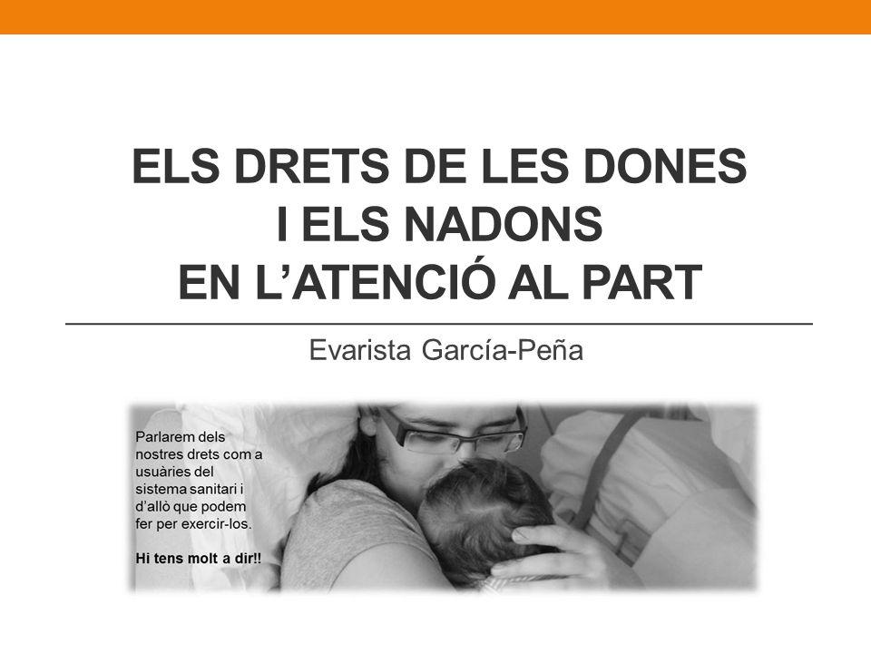 Els drets de les dones i els nadons en l'atenció al part