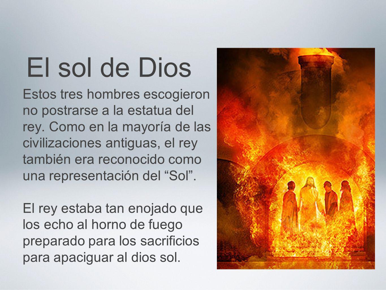 El sol de Dios