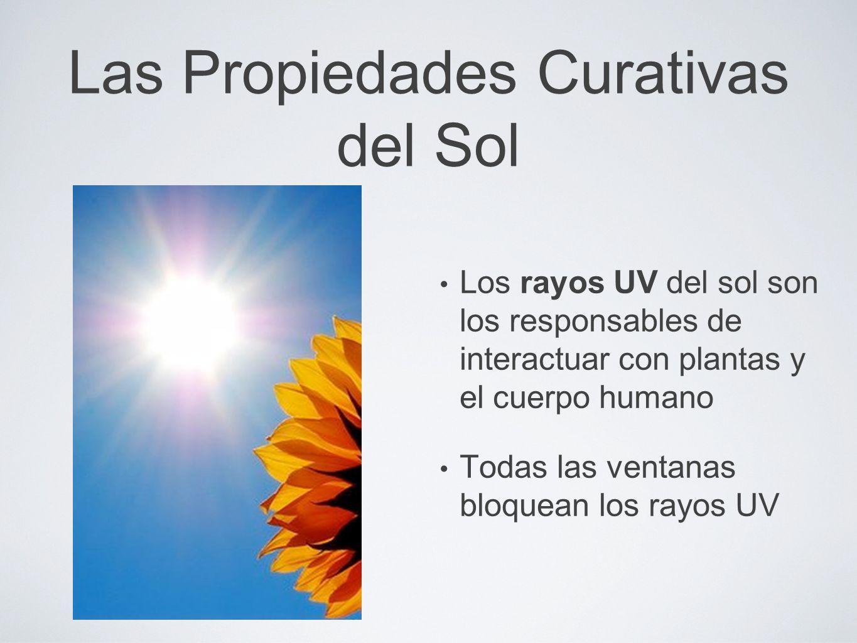 Las Propiedades Curativas del Sol