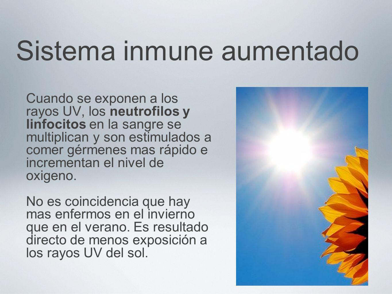 Sistema inmune aumentado
