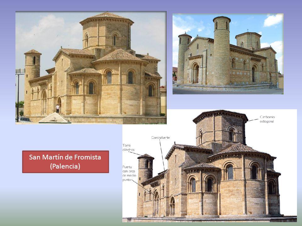 San Martín de Fromista (Palencia)