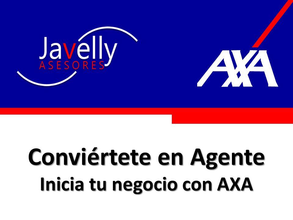 Inicia tu negocio con AXA