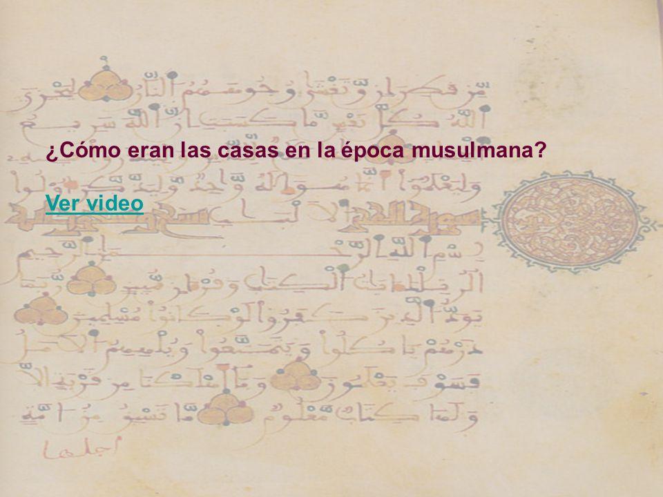 Al andalus musulmanes y cristianos ppt descargar Como eran las casas griegas