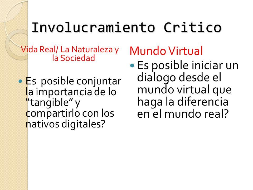 Involucramiento Critico