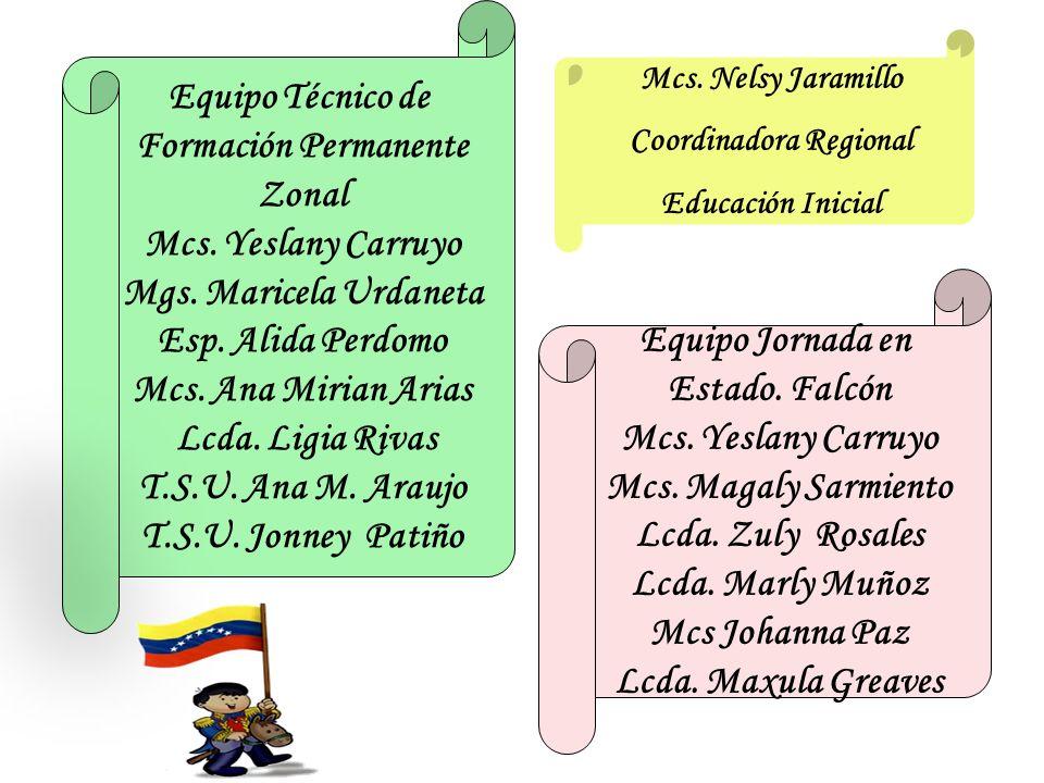Coordinadora Regional