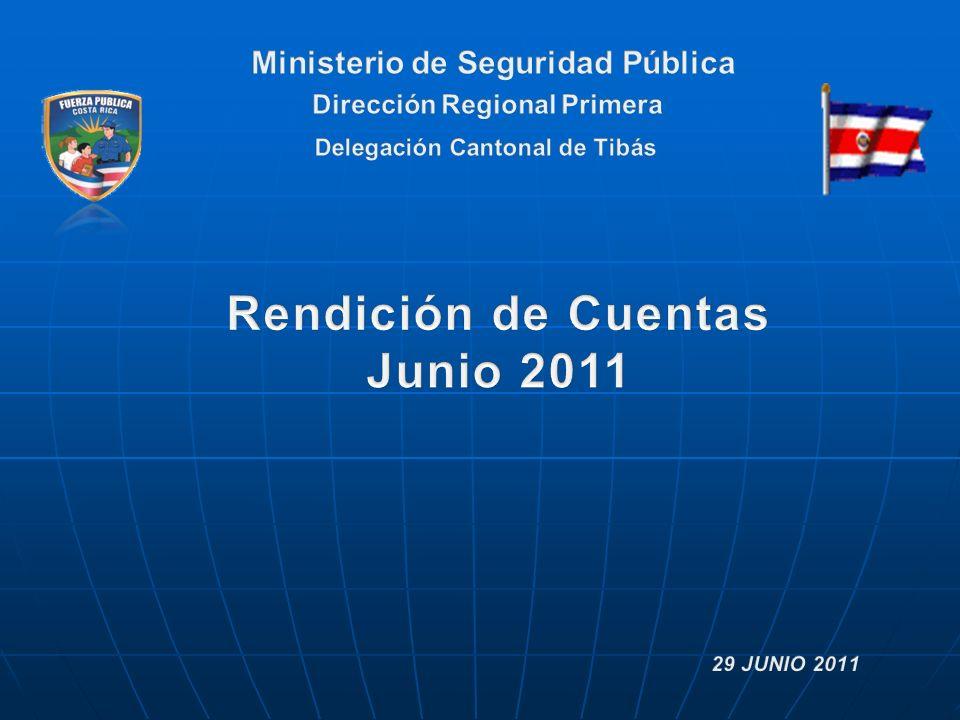 Rendición de Cuentas Junio 2011