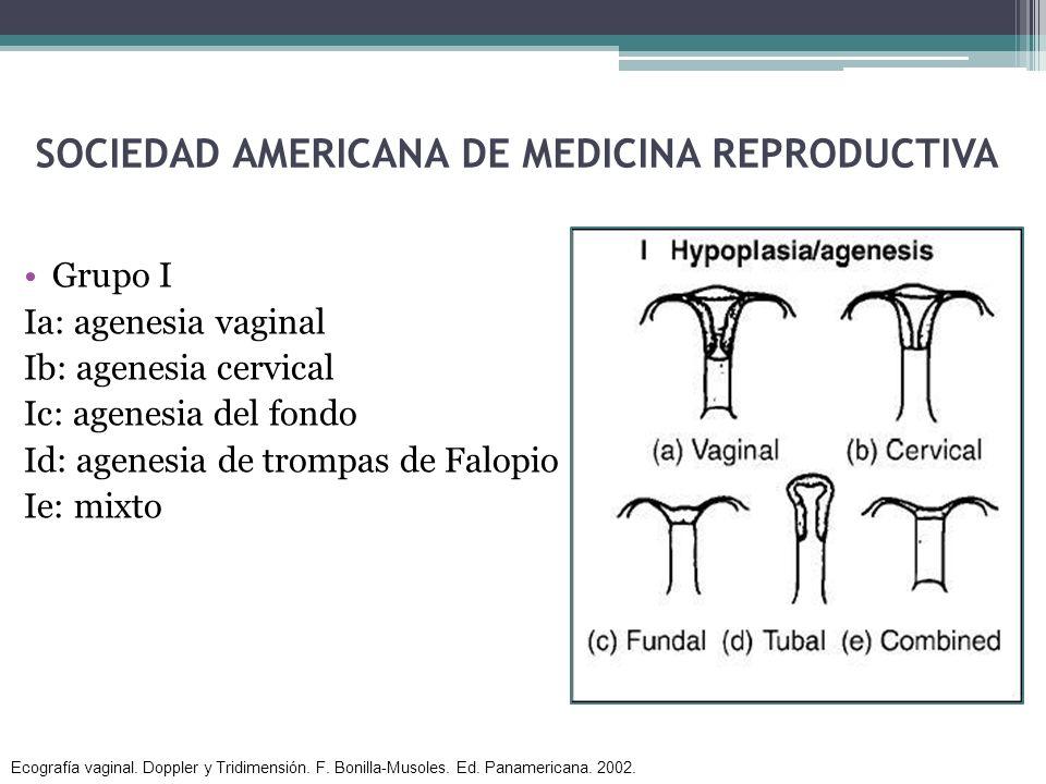 SOCIEDAD AMERICANA DE MEDICINA REPRODUCTIVA