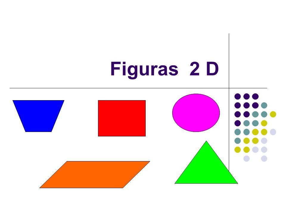 Figuras 2 D