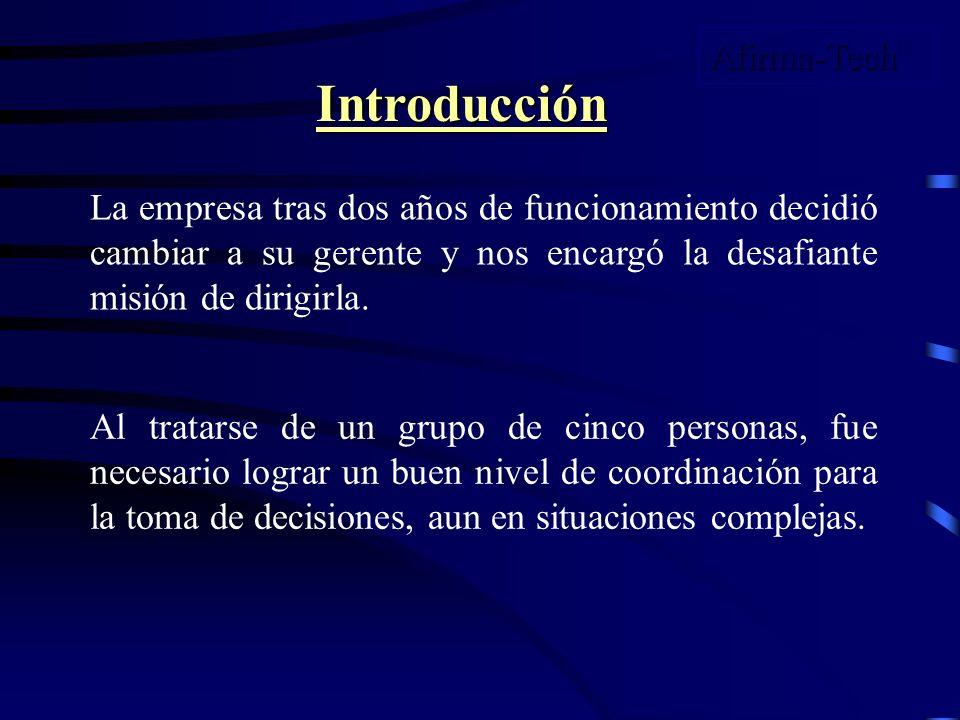 Introducción Afirma-TechÔ