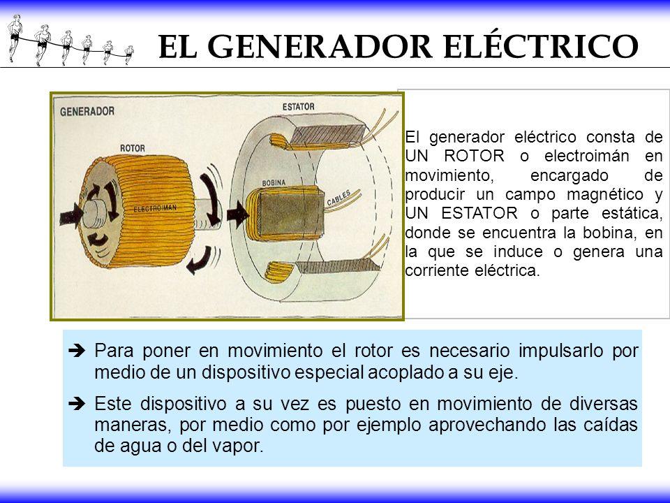 EL GENERADOR ELÉCTRICO