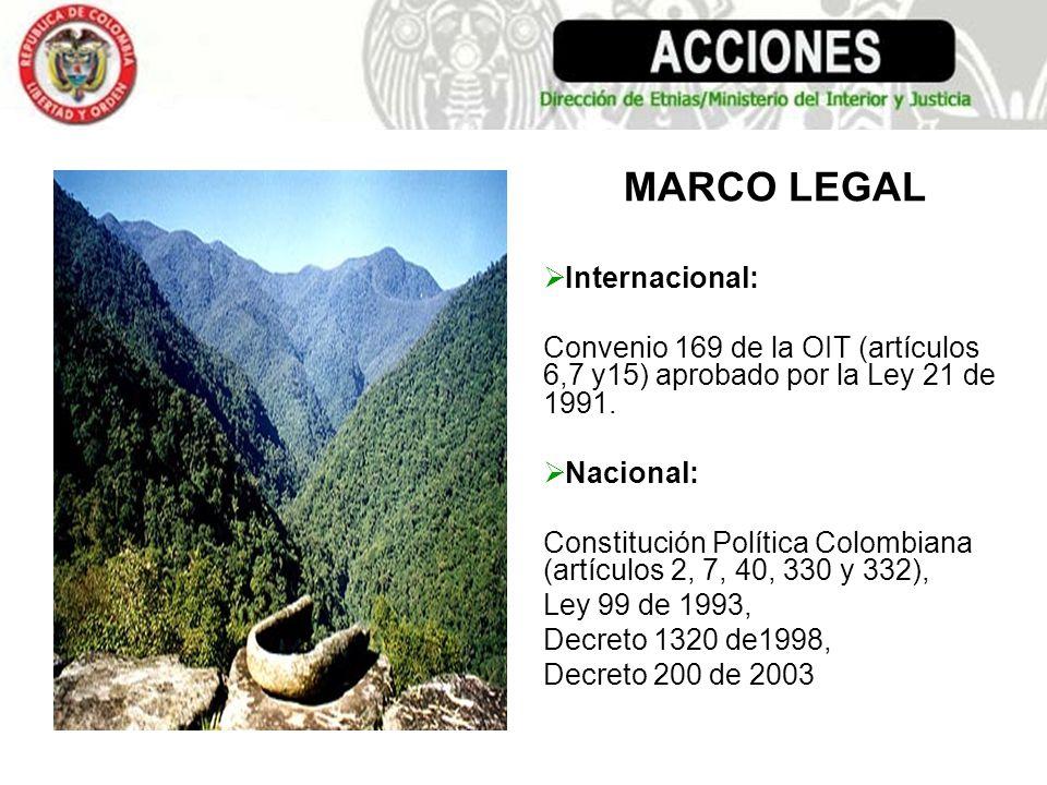 Ministerio del interior y de justicia rep blica de colombia ppt descargar - Ministerio del interior y justicia ...