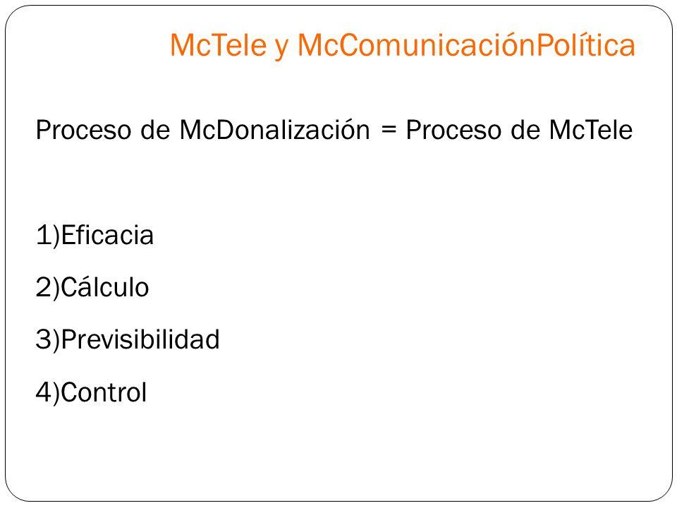 McTele y McComunicaciónPolítica
