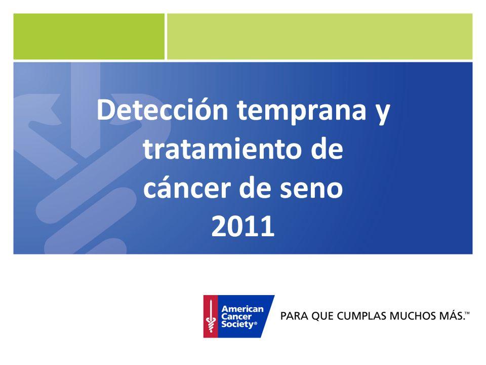 Detecci n temprana y tratamiento de c ncer de seno ppt - Tratamiento para carcoma ...