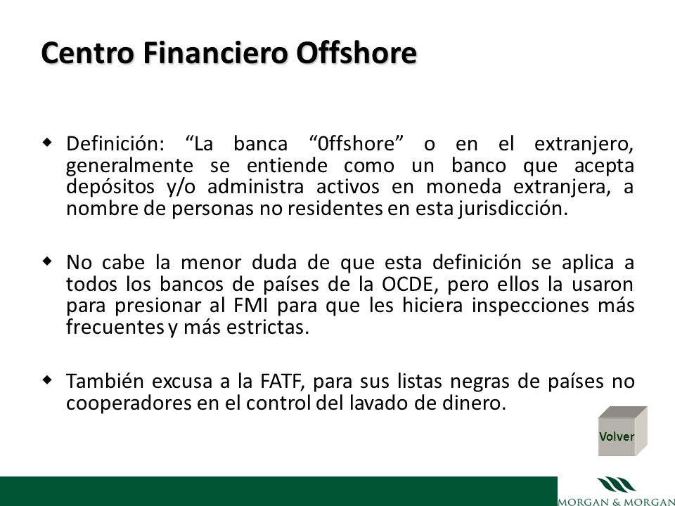 Centro Financiero Offshore